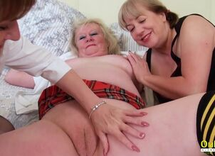 Three milfs