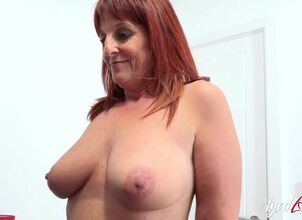 Big tits mature tube