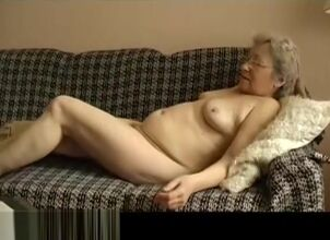 Granny sex video