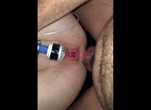 Dick going into pussy