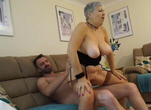 Naked mature white women
