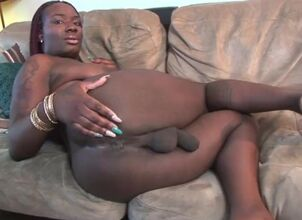Black grandmother porn